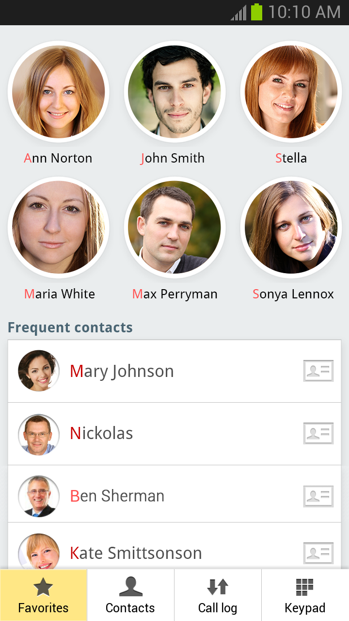 Yandex Shell Launcher And Dialer, From The Makers Of SPB