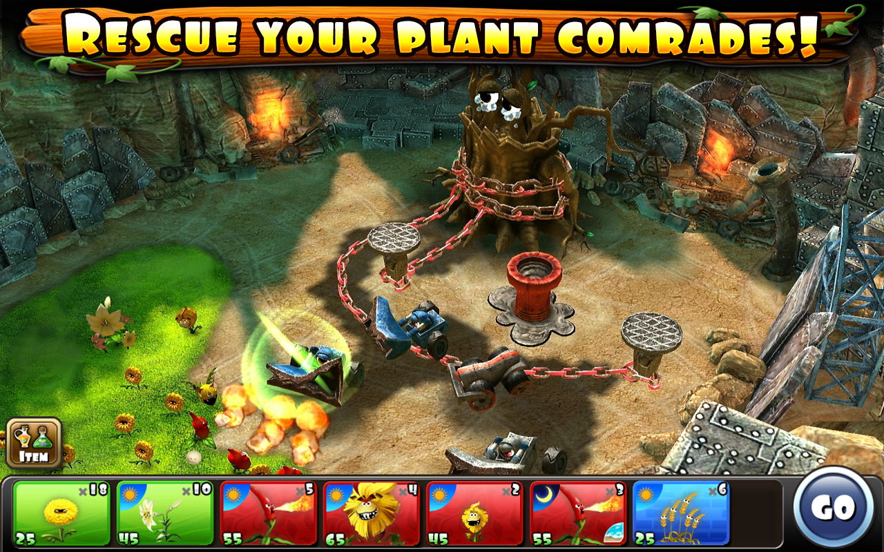 download new plants vs zombies free