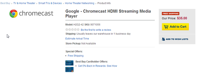 2013-07-24 16_25_01-Google - Chromecast HDMI Streaming Media Player - H2G2-42