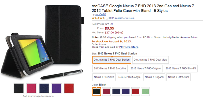 2013-07-31 09_16_56-Amazon.com_ rooCASE Google Nexus 7 FHD 2nd Gen Tablet Dual-View Folio Case Cover