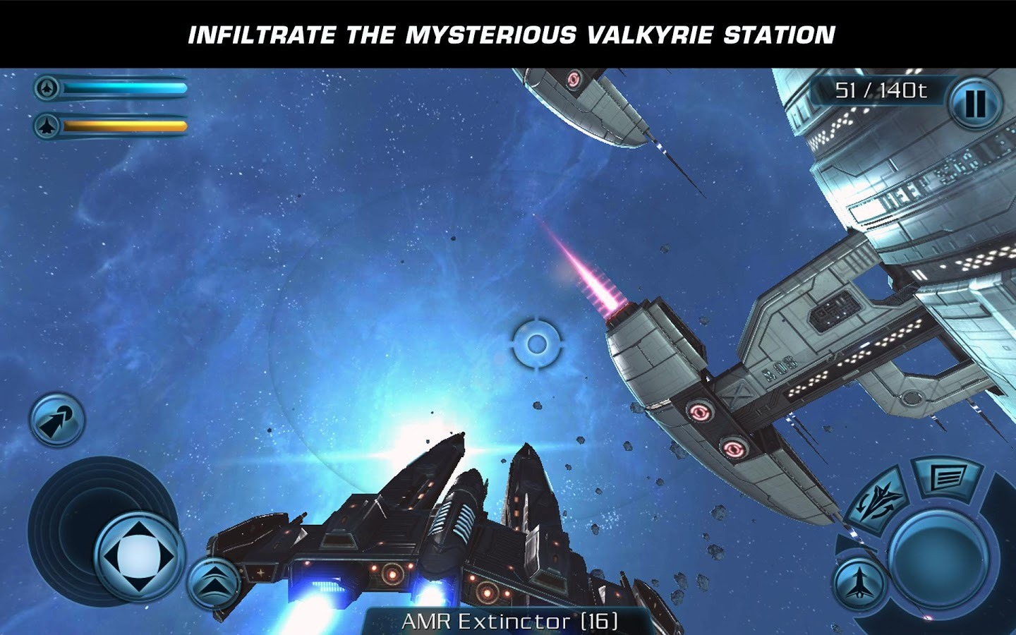 SIB Galaxy on Fire 2 HD (PC)? : ShouldIbuythisgame