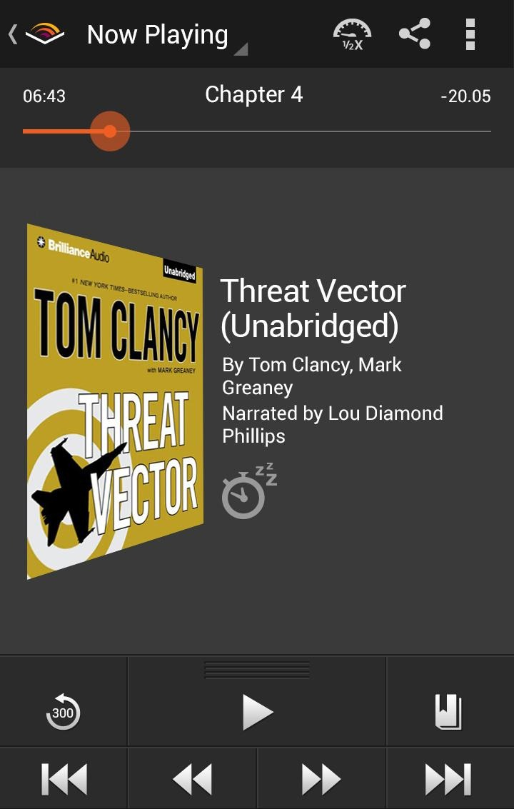 Audible App Updated To v1 5 With Completely New UI, Simplified
