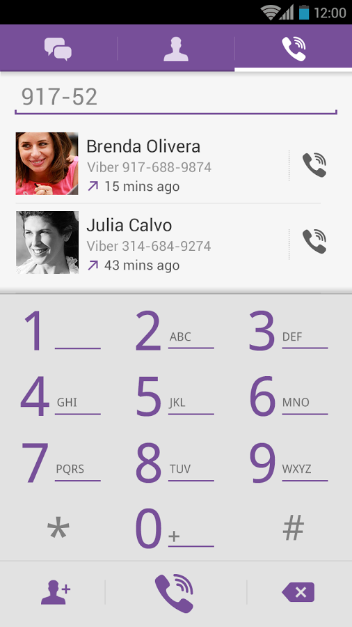 Viber Updated With Read Receipts, Desktop Support, Big
