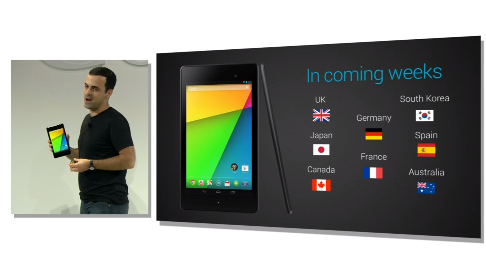 Google Officially Announces The New Nexus 7 Surprise
