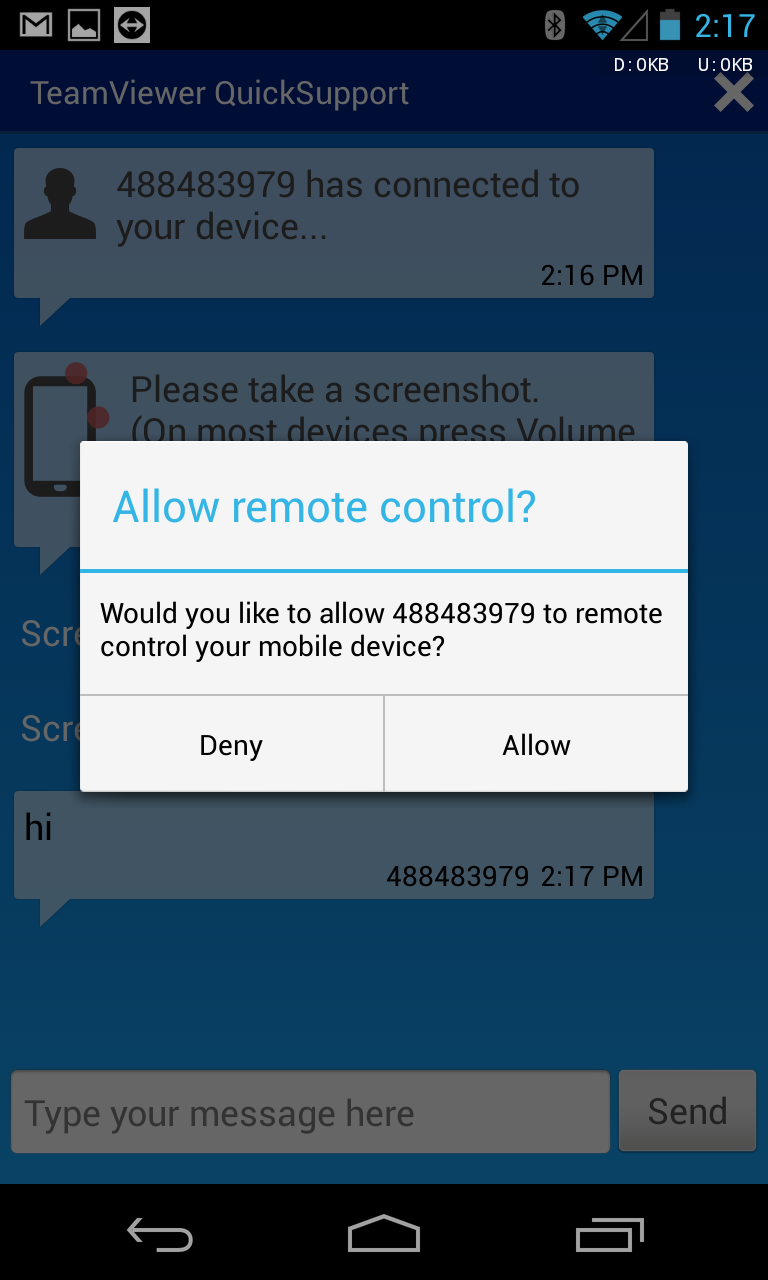 TeamViewer QuickSupport Drops Samsung Exclusivity, Now