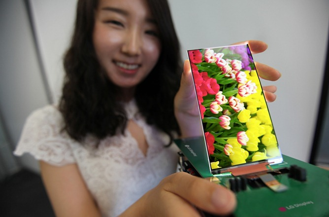 LGD Slimmest Full HD LCD Panel_1