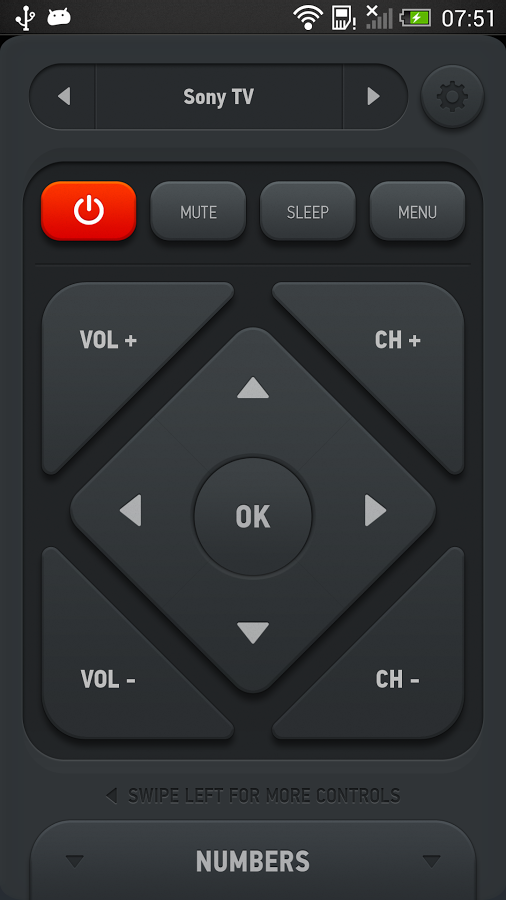 Tv Mute Button Shows When Phone Rings