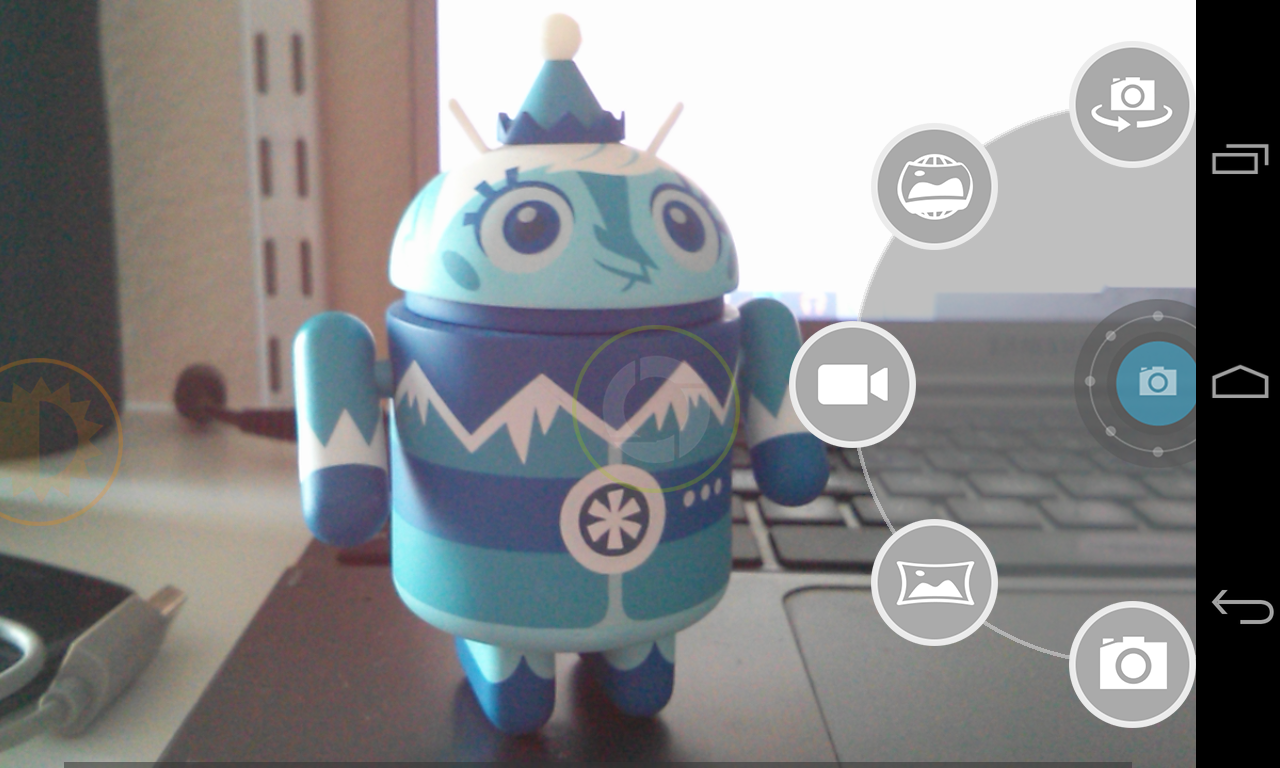 CyanogenMod Nemesis Phase 1 Revealed: Meet Focal, The New Camera App