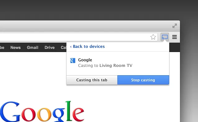 Get Ready To Share Your Browser With Chromecast Using The