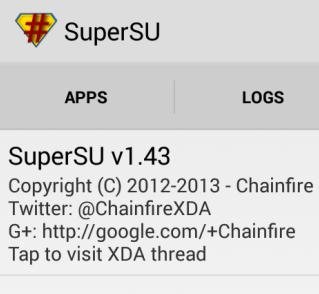 Supersu скачать на андроид 4.3