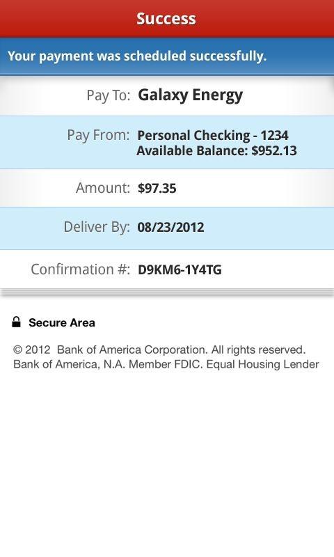 transfer money abroad bank of america