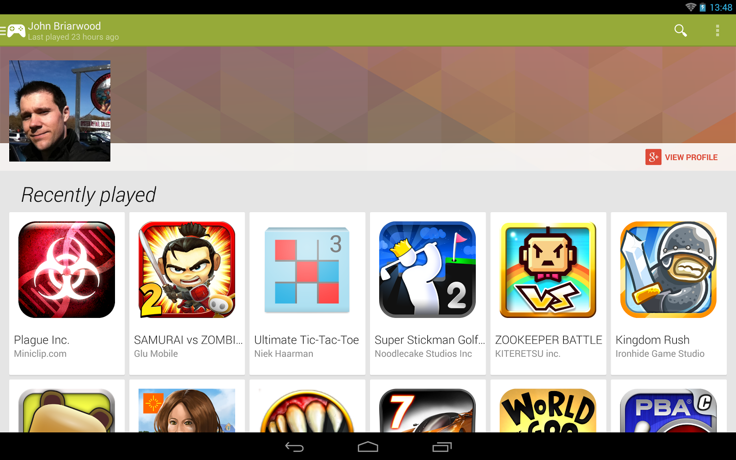 new android apps and games apk