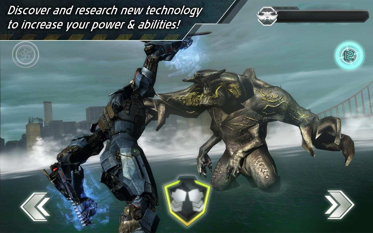 New Game] Pacific Rim Gets A Second Official Android Game
