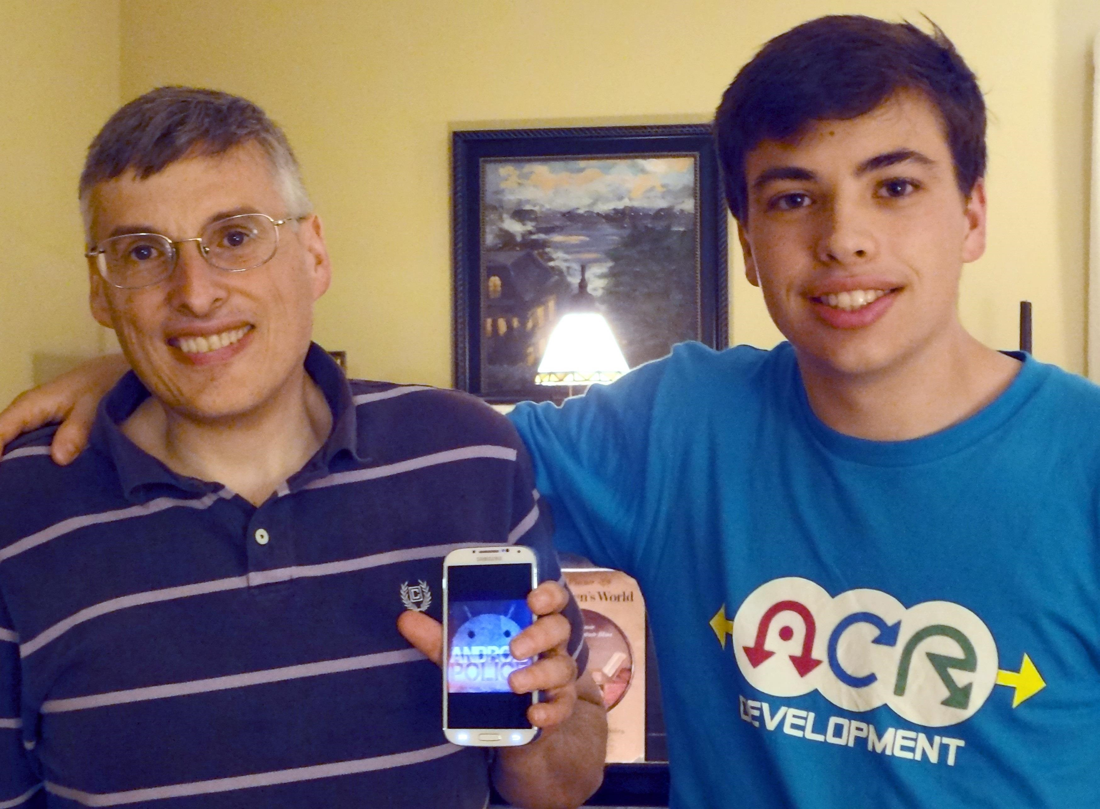 [Update: Winner!] Win A Free Galaxy S 4 For Your Dad From Samsung And Android Police This Fathers' Day