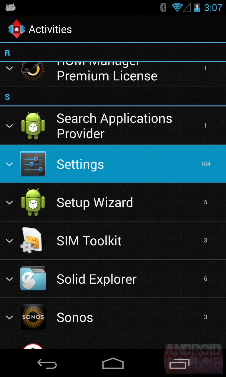 App Ops: Android 4 3's Hidden App Permission Manager, Control