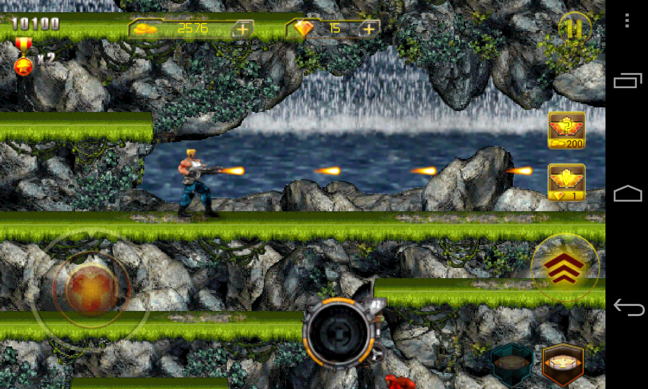 contra game for computer free download