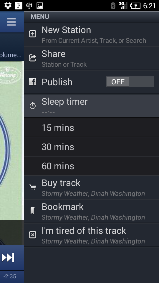 Pandora App Update Adds A Sleep Timer And NissanConnect Support