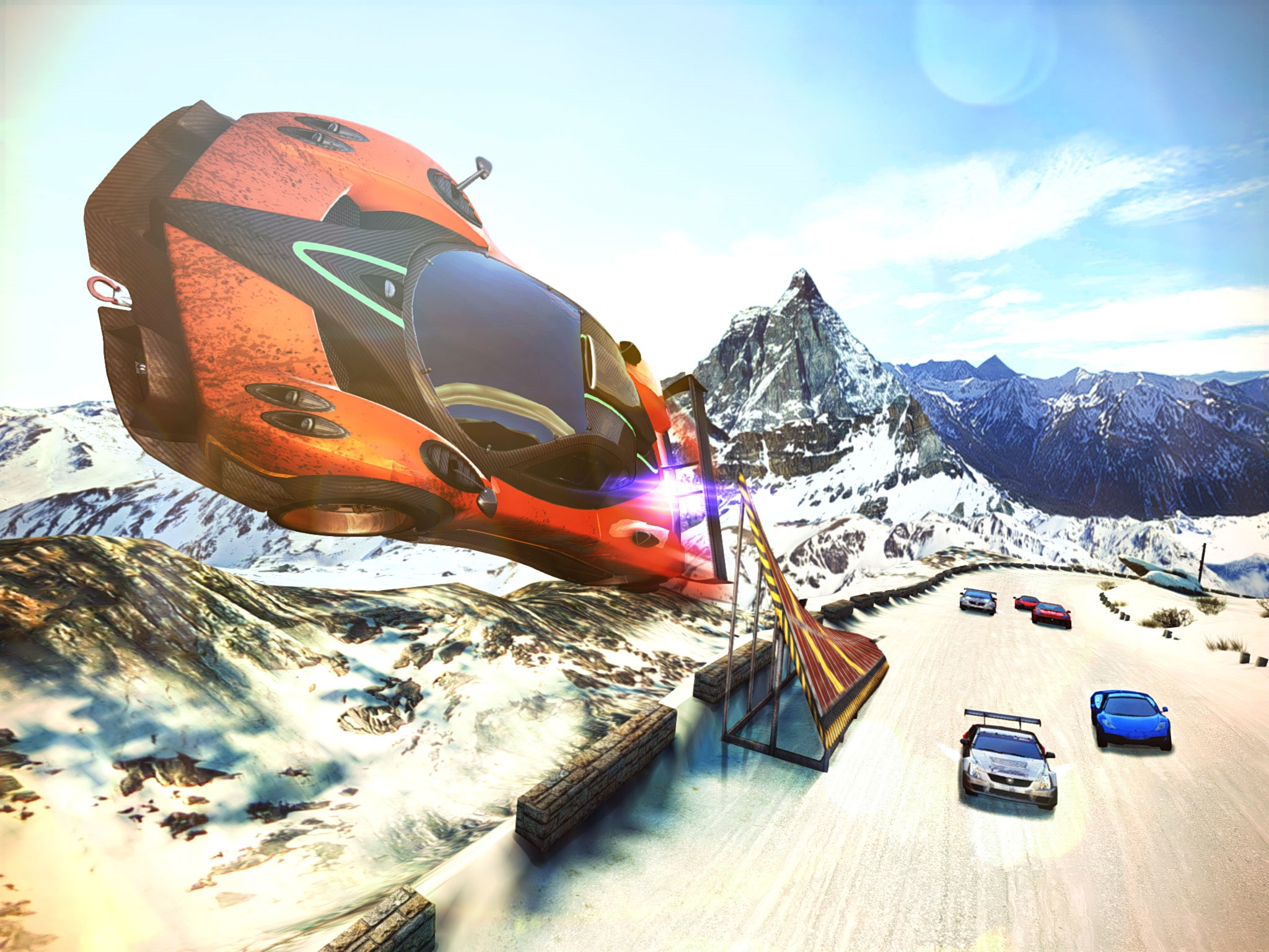 Asphalt 8 Airborne [Free PC Download] - Free Games