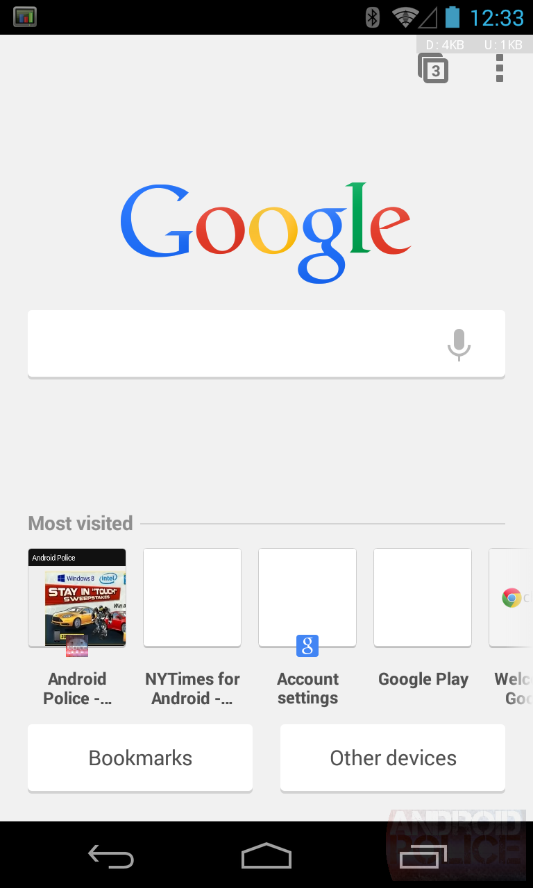 Here's How To Enable A Brand New, Totally Different New Tab
