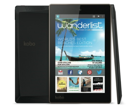 Kobo Readies Arc 7 Arc 7hd And Arc 10hd Tablets For October Release Complete With Android 4 2 And The Google Play Store