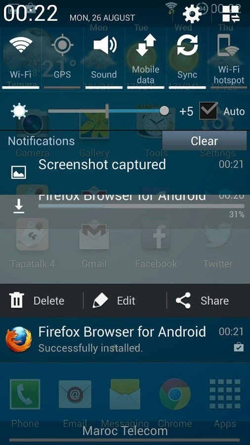 [New App] Wanam Xposed Offers An Insane Amount Of Customization To Samsung Devices Running Android 4.2 Or Later