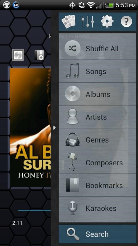 Music Player (Remix) Puts Other Music Apps To Shame With A