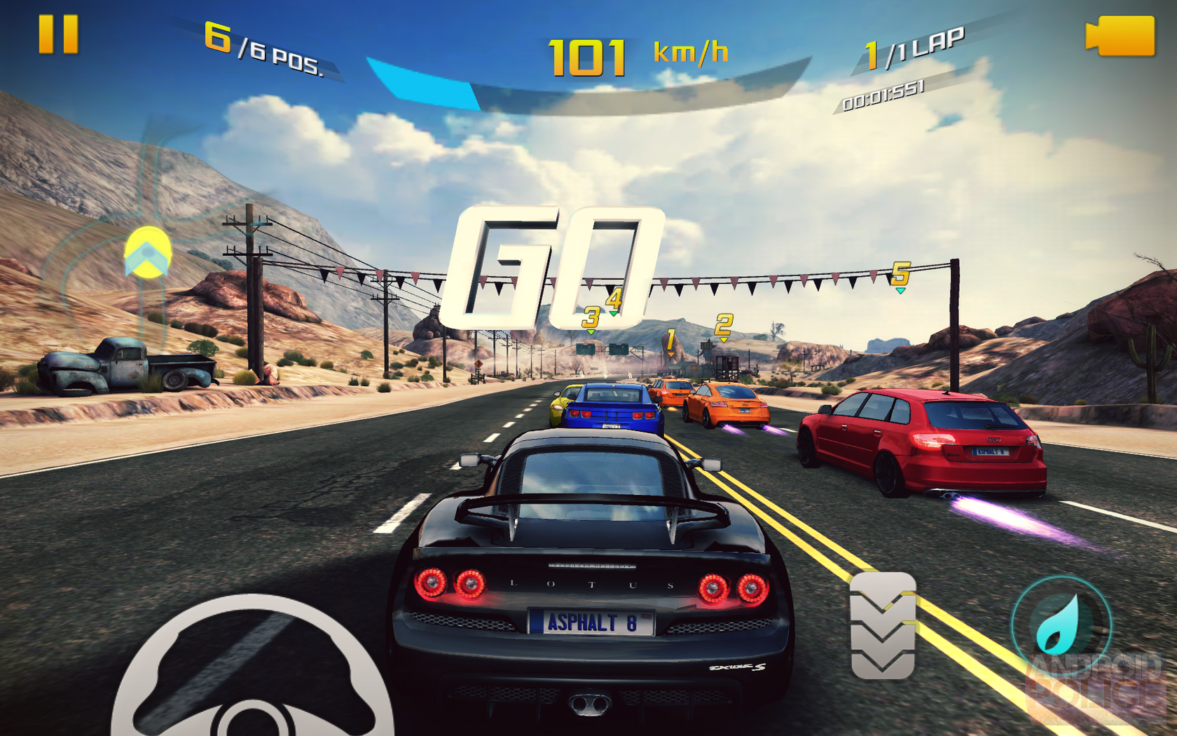 Asphalt 8 Game Wallpaper That Asphalt 8 Works With