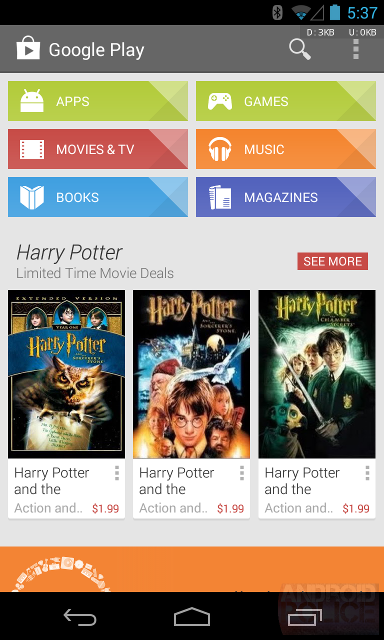 Download: Latest Google Play Store 4 3 10 With New 'Recently