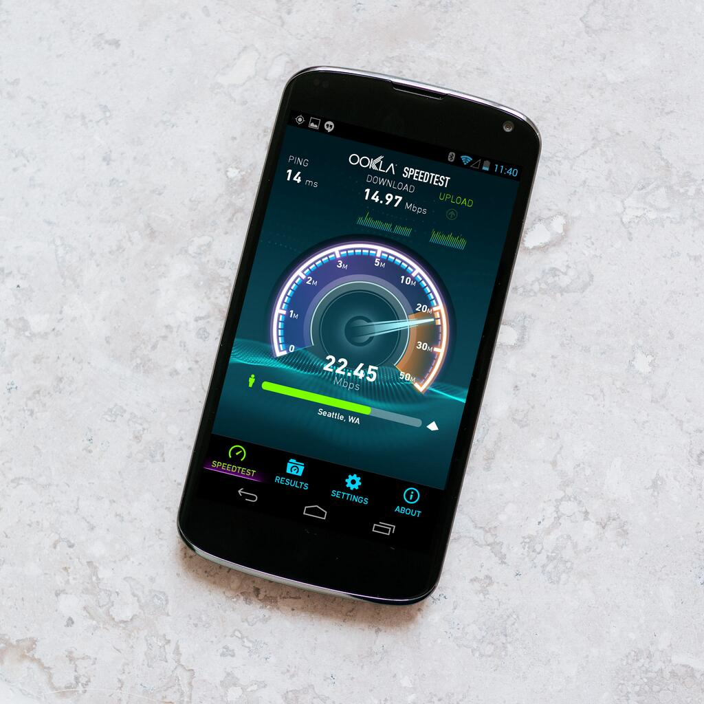 ookla speedtest app