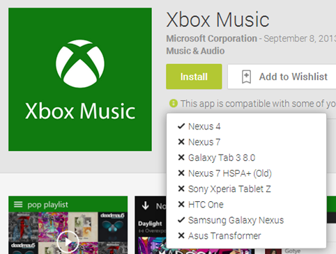 2013-09-09 00_14_40-Xbox Music - Android Apps on Google Play