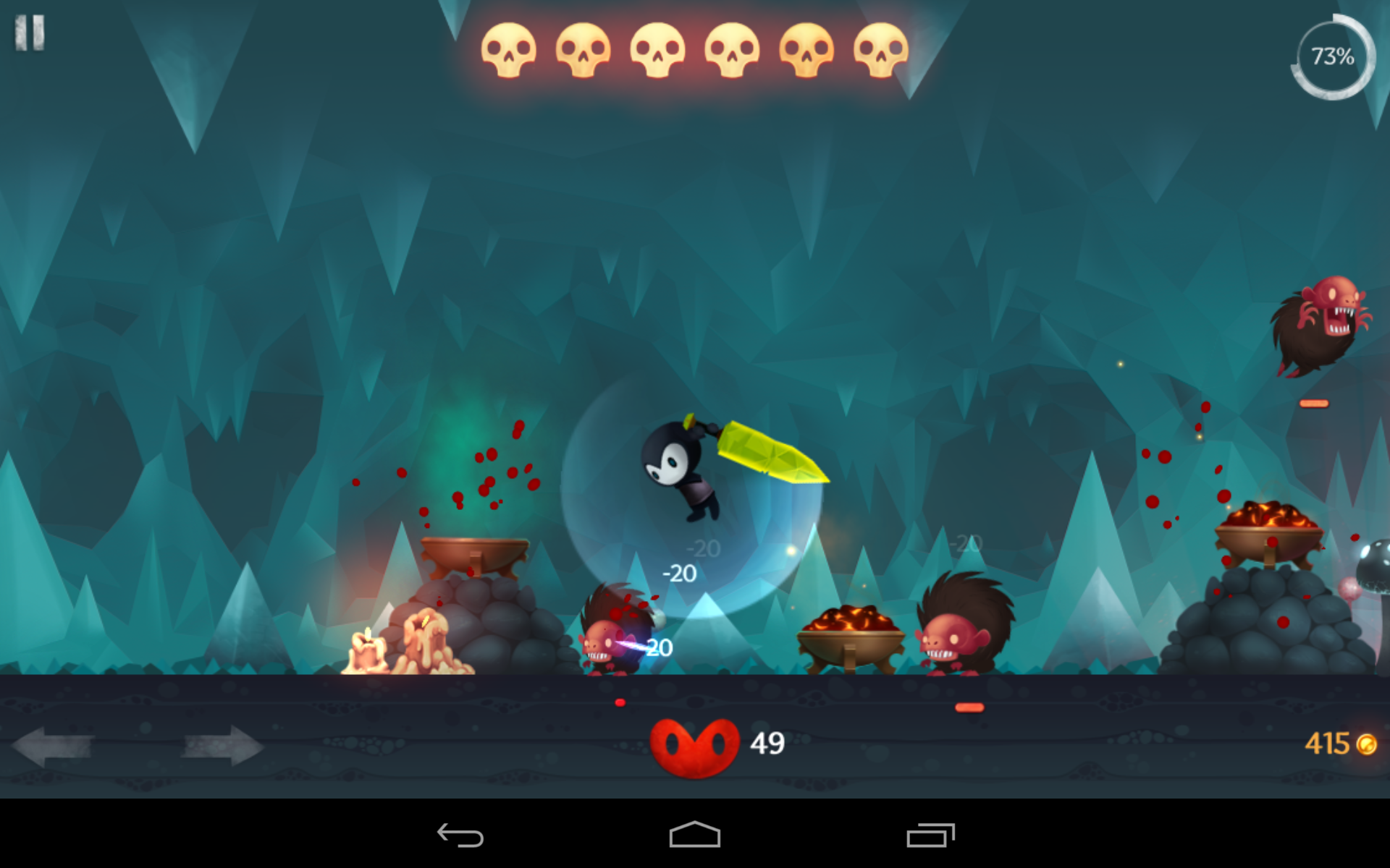 Reaper Review An Rpg That Truly Understands Mobile Gaming