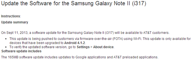 2013-09-11 15_06_04-Update the Software for the Samsung Galaxy Note II (i317) - AT&T Wireless Suppor