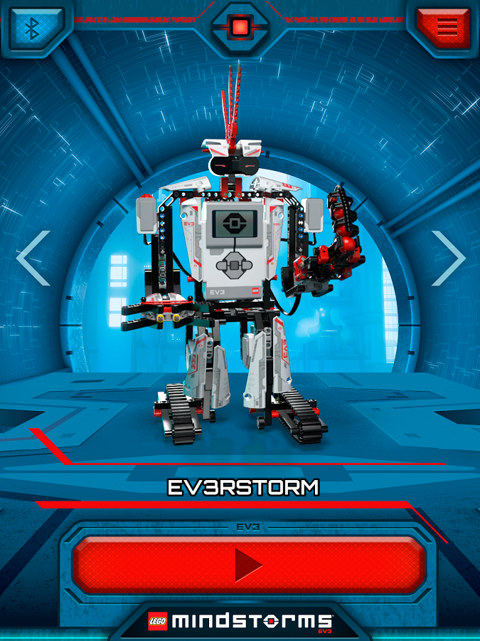 New Apps] LEGO Releases A Trio Of Mindstorms EV3 Apps In Google Play