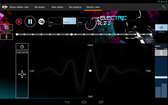 New App] Music Maker Jam Is A Windows Song-Mixing App Making