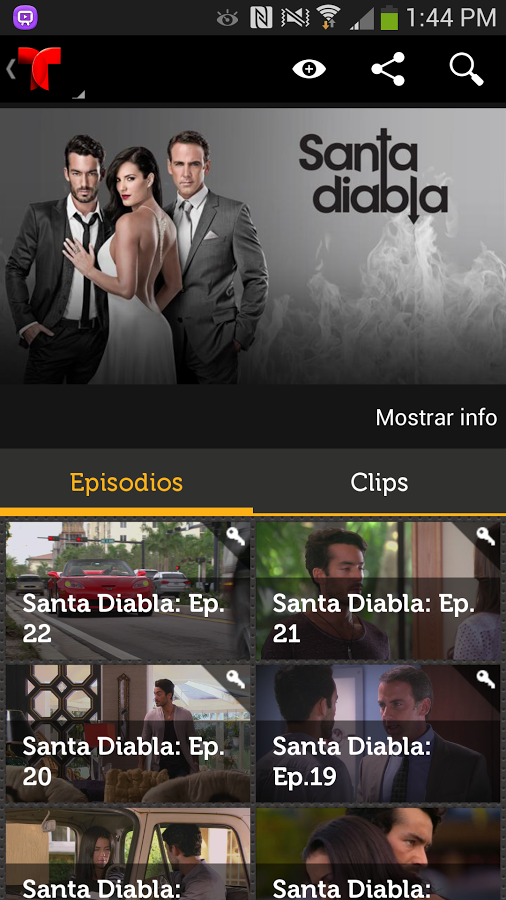 New App Nbc Debuts A New Telemundo App With Full Episode Streaming Tv Subscription Required