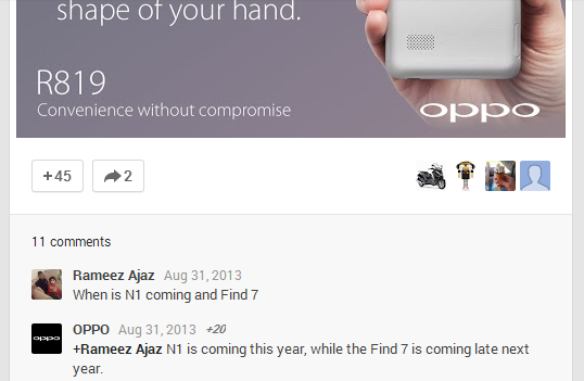 oppo reply