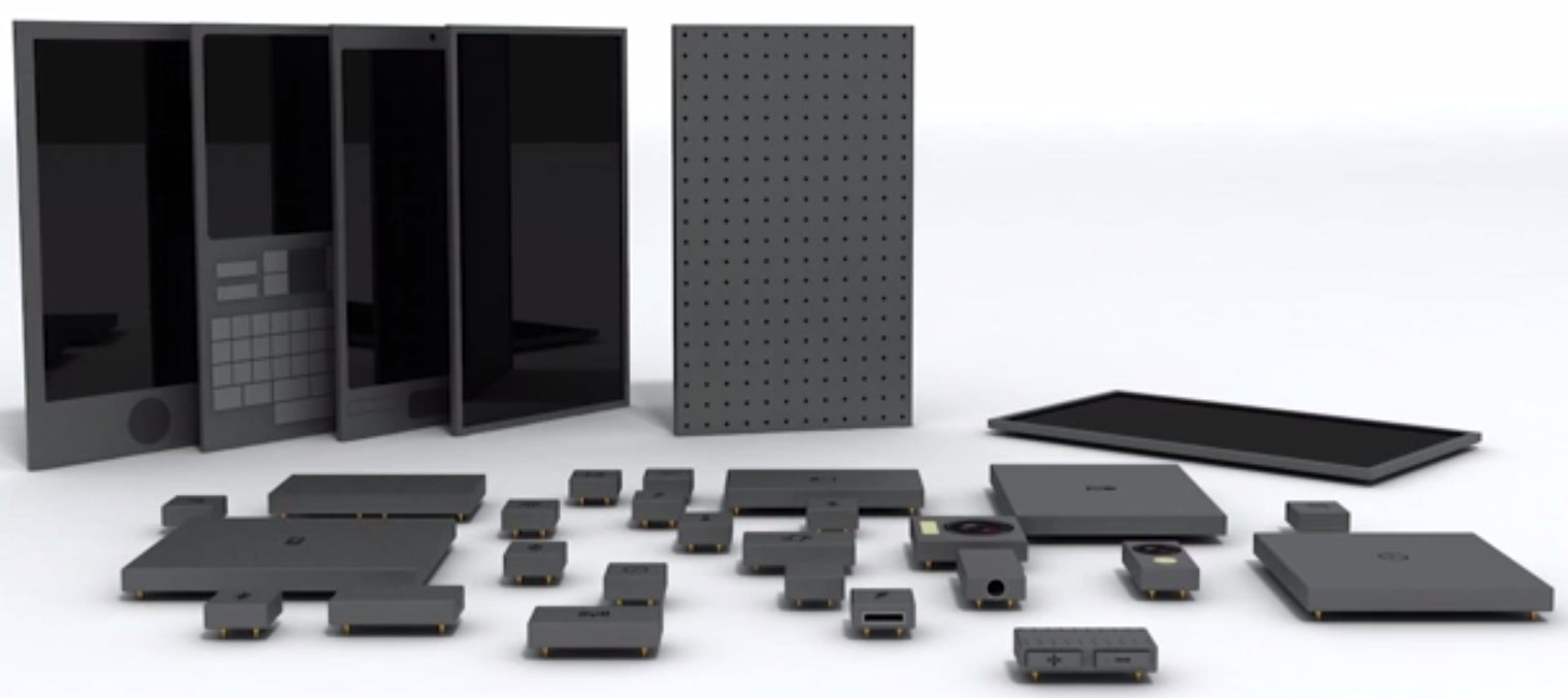 The Phonebloks Upgradeable Modular Smartphone Concept Is As Awesome As It Is Unlikely