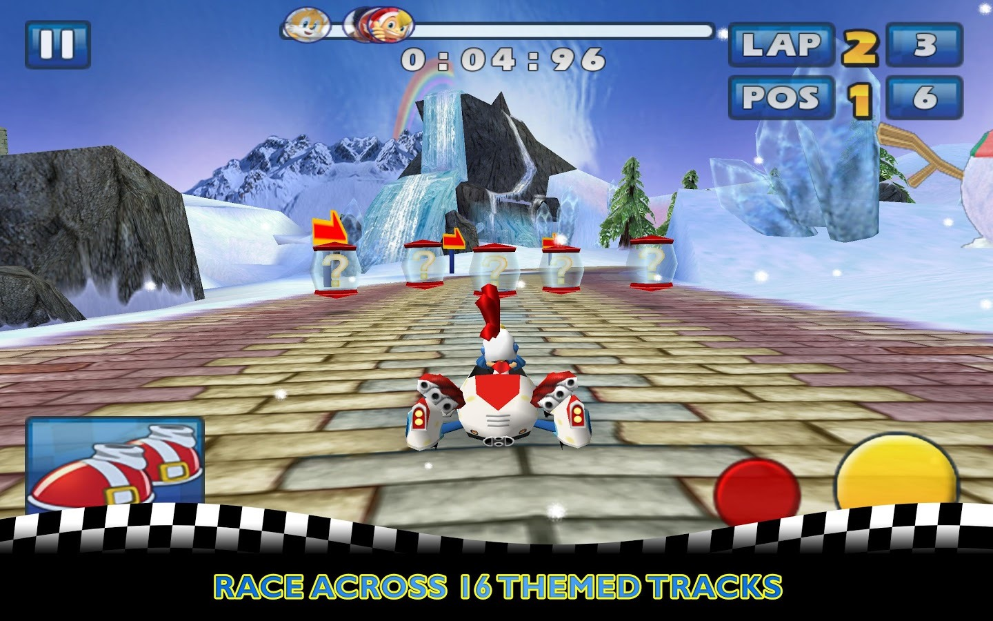 Phone Sega Games For Android Phones new game sonic sega all stars racing released for android unnamed 1 2