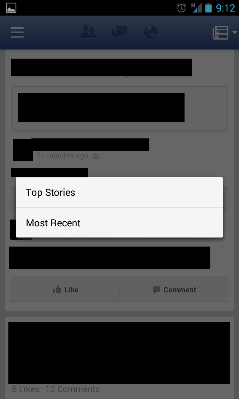 Possible Upcoming Facebook App Interface Changes Revealed In Beta 3.7