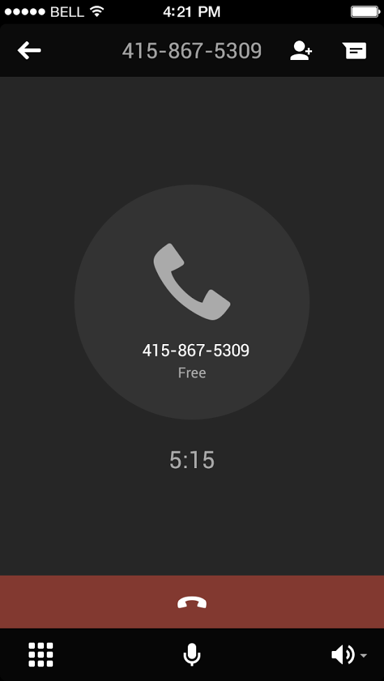 Free VOIP Calls Now Available On The iOS Version Of Google