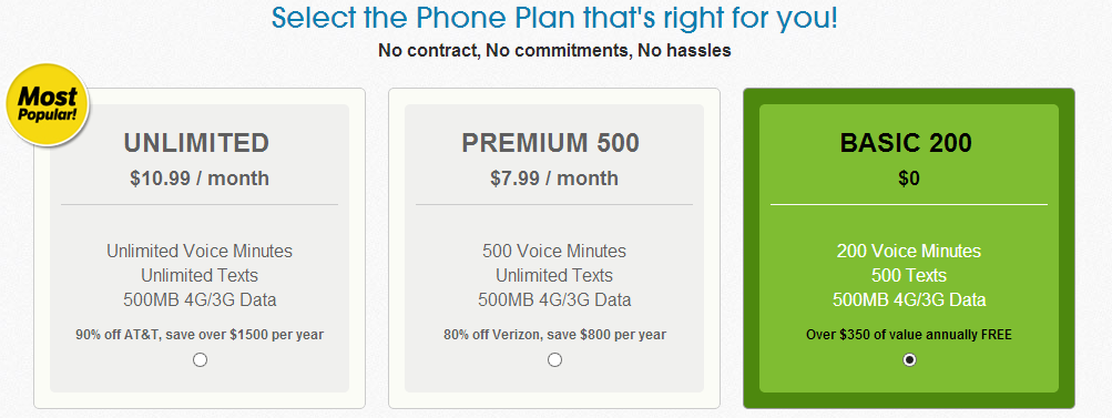 Freedompop Begins Offering Completely Free Mobile Phone
