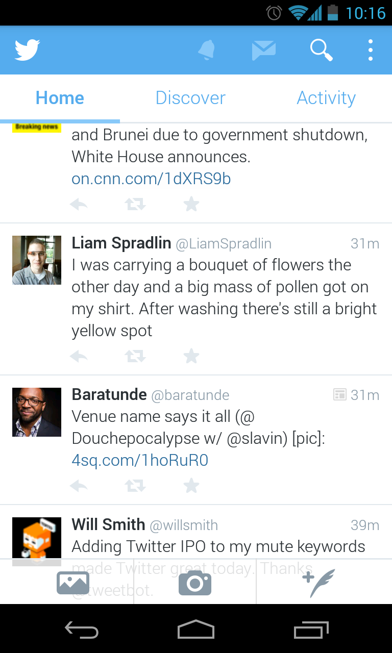 Latest Twitter Beta Update Shakes Up The UI Again ...