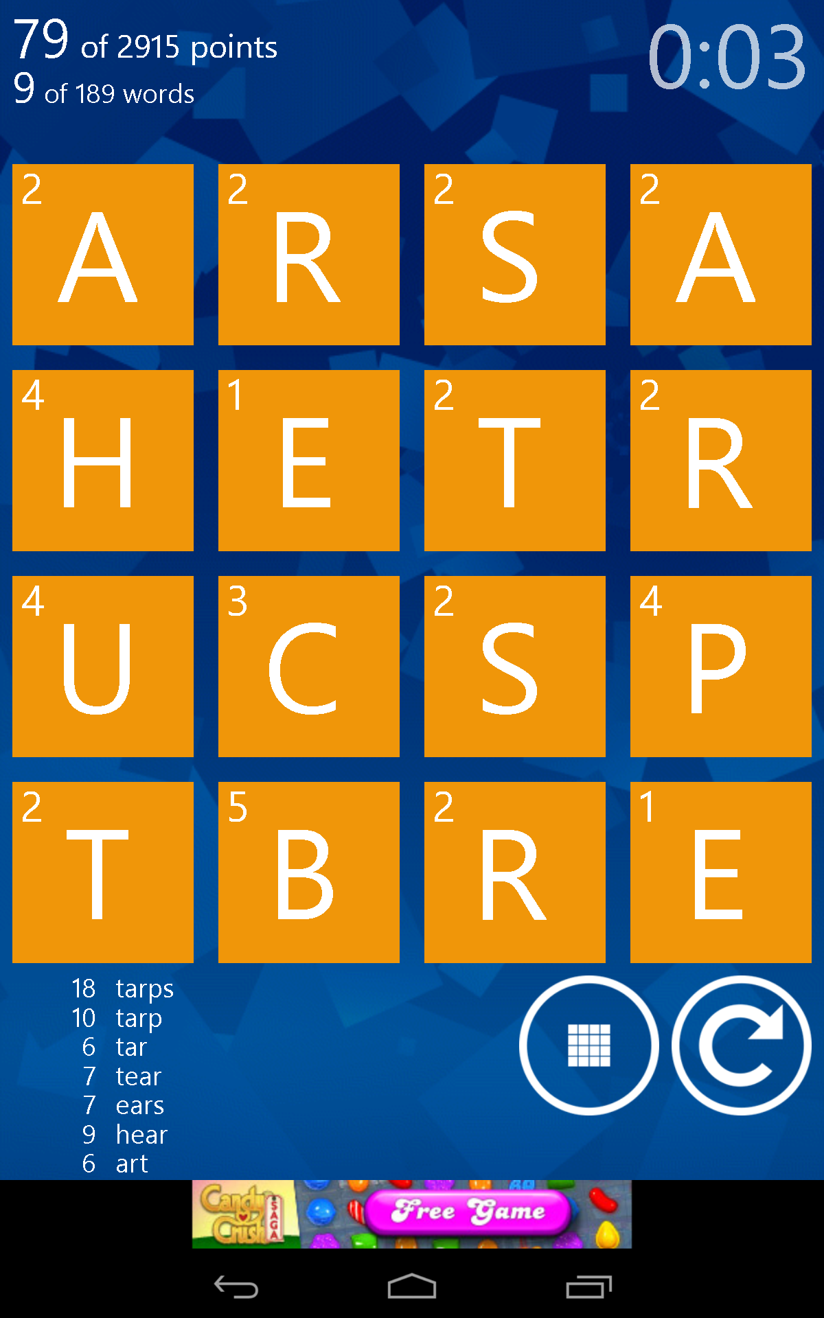 New Game] Microsoft Releases Wordament Online Word Puzzle Game On ...