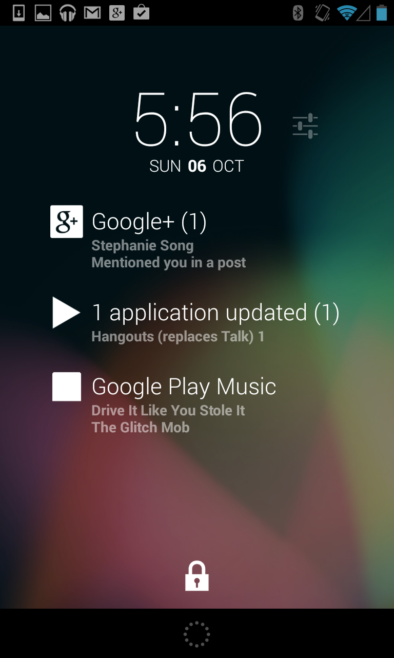 DashNotifier For DashClock Reaches The Play Store, Uses Android 4.3 NotificationListener Service To Show Notifications From Any Application