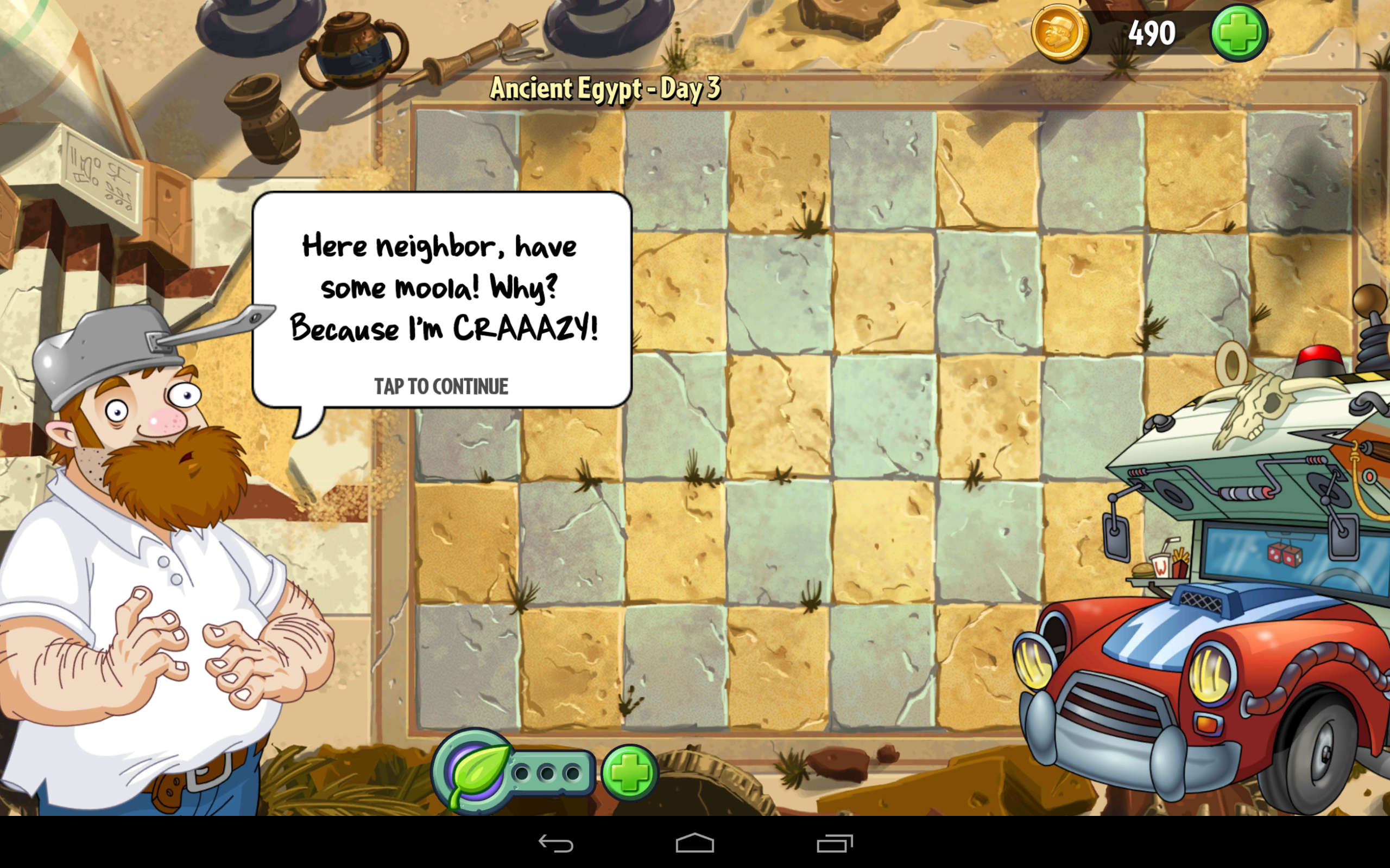 Plants Vs  Zombies 2 Review: This Time The Zombies Want Your Brains