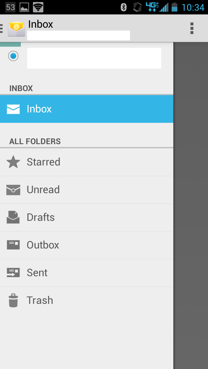 APK Download: Here's The Default Email App From Android 4 4