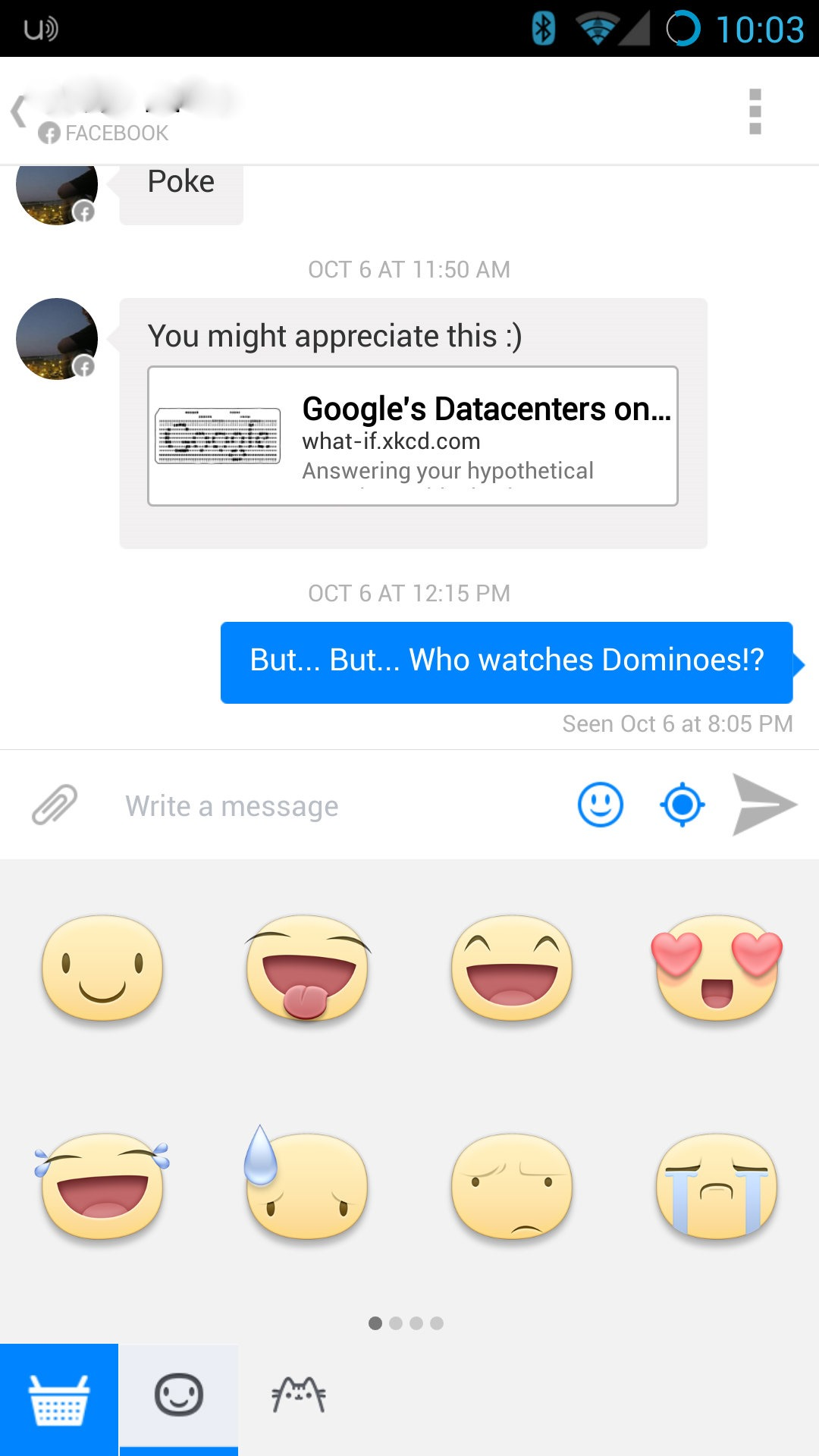 APK Download] The Redesigned Facebook Messenger Is Currently Only