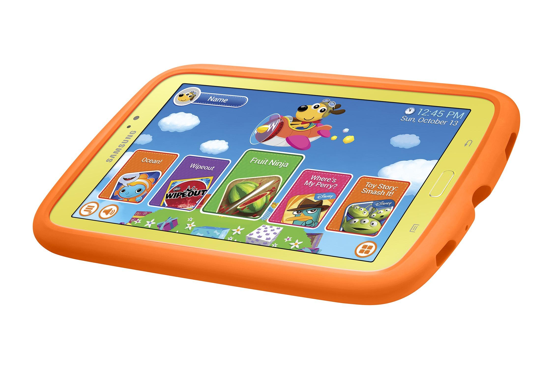 big sale e6ec6 c1a61 Samsung's 7-Inch Galaxy Tab 3 Kids Goes On Sale November 10th For ...
