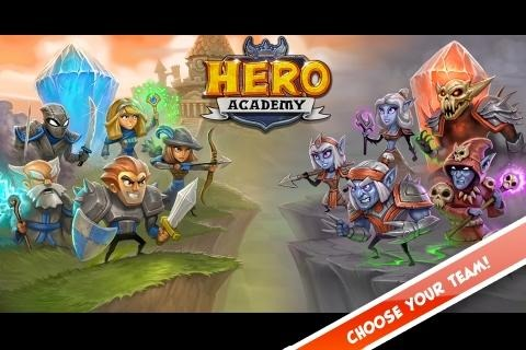 [New Game] Hero Academy Calls On You And Your Friends To Face Off In Addictive Turn-Based Combat