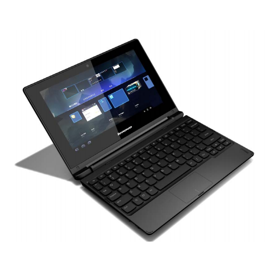 Lenovo debuts its first android laptop the convertible and affordable